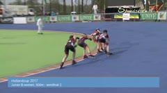 MediaID=38535 - Holland Cup 2017 - Junior B women, 500m semifinal1