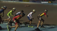 MediaID=38660 - Flanders Grand Prix 2017 - Junior A men, 10.000m points final