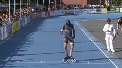 MediaID=38663 - Flanders Grand Prix 2017 - Senior men, 300m time final