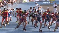 MediaID=38667 - Flanders Grand Prix 2017 - Cadet women, 5.000m elimination final