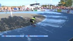MediaID=38668 - Flanders Grand Prix 2017 - Senior men, 300m time final