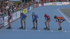 MediaID=38694 - Flanders Grand Prix 2017 - Cadet men, 500m final
