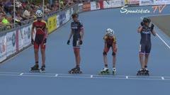 MediaID=38704 - Flanders Grand Prix 2017 - Cadet women, 500m final