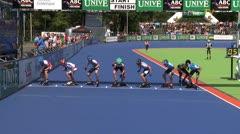 MediaID=38908 - Netherland championship Track+Road - Cadet men, 1.000m semifinal2