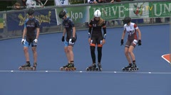 MediaID=38944 - Netherland championship Track+Road - Junior A women, 500m semifinal2