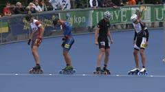 MediaID=38947 - Netherland championship Track+Road - Senior men, 500m semifinal2