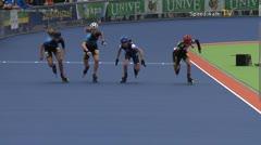 MediaID=38948 - Netherland championship Track+Road - Junior B women, 500m final