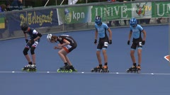 MediaID=38954 - Netherland championship Track+Road - Cadet men, 500m final