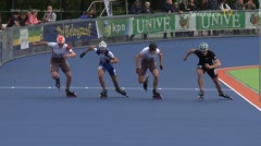 MediaID=38959 - Netherland championship Track+Road - Senior men, 500m quaterfinal3