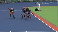 MediaID=38961 - Netherland championship Track+Road - Cadet women, 500m semifinal1