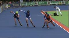 MediaID=38963 - Netherland championship Track+Road - Senior men, 500m quaterfinal1
