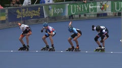 MediaID=38965 - Netherland championship Track+Road - Cadet men, 500m semifinal2