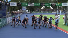 MediaID=38967 - Netherland championship Track+Road - Cadet men, 3.000m points final