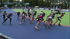 MediaID=38968 - Netherland championship Track+Road - Junior A women, 5.000m elimination final