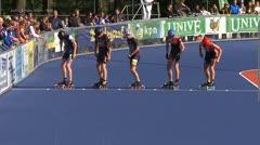 MediaID=38970 - Netherland championship Track+Road - Junior A men, 500m final