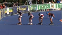 MediaID=38972 - Netherland championship Track+Road - Junior A women, 500m final