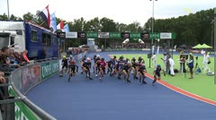 MediaID=38973 - Netherland championship Track+Road - Junior B women, 5.000m points final