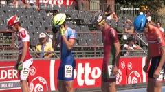MediaID=39068 - EuropeanChampionships  Roller Speedskating - Senior Men, 500m TeamSprint semifinal2