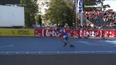 MediaID=39110 - EuropeanChampionships  Roller Speedskating - Youth Men, 300m time final