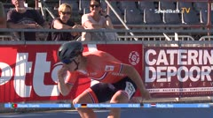 MediaID=39128 - EuropeanChampionships  Roller Speedskating - Junior men, 300m time final