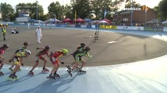 MediaID=39281 - Flanders Grand Prix 2018 - Cadet women, 3.000m points B-final1
