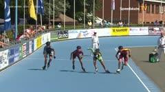 MediaID=39283 - Flanders Grand Prix 2018 - Cadet women, 500m semifinal1
