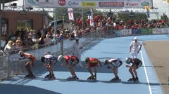 MediaID=39296 - Flanders Grand Prix 2018 - Senior men, 1.000m heat2