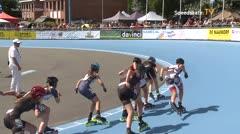 MediaID=39299 - Flanders Grand Prix 2018 - Youth Ladies, 1.000m final
