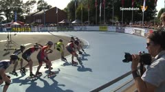 MediaID=39307 - Flanders Grand Prix 2018 - Junior men, 5.000m points final