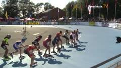 MediaID=39308 - Flanders Grand Prix 2018 - Junior women, 10.000m points final