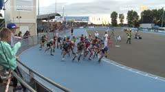 MediaID=39311 - Flanders Grand Prix 2018 - Youth Ladies, 5.000m elimination B-final1