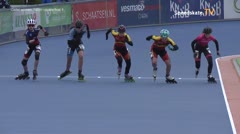 MediaID=39332 - Hollandcup 2019 - Cadet women, 500m quaterfinal1