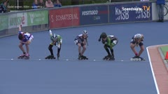 MediaID=39333 - Hollandcup 2019 - Cadet women, 500m quaterfinal2