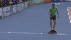 MediaID=39337 - Hollandcup 2019 - Senior men, 300m time final