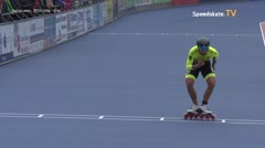 MediaID=39339 - Hollandcup 2019 - Senior men, 300m time final