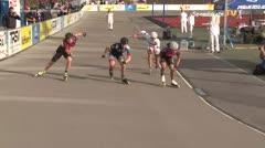 MediaID=39481 - 14.Int SpeedskateKriterium/Europacup Wörgl - Senior women, 500m quaterfinal2