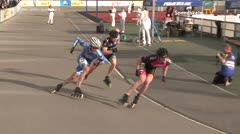 MediaID=39495 - 14.Int SpeedskateKriterium/Europacup Wörgl - Senior men, 500m quaterfinal3