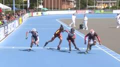 MediaID=39557 - Flanders Grand Prix 2019 - Cadet men, 500m semifinal2