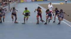 MediaID=39558 - Flanders Grand Prix 2019 - Senior women, 1.000m final