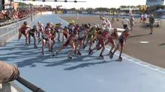 MediaID=39561 - Flanders Grand Prix 2019 - Cadet women, 7.000m elimination final