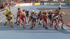 MediaID=39565 - Flanders Grand Prix 2019 - Youth Ladies, 5.000m Points final