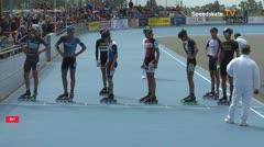 MediaID=39572 - Flanders Grand Prix 2019 - Junior men, 1000m semifinal2