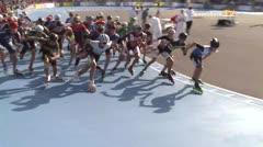 MediaID=39574 - Flanders Grand Prix 2019 - Junior men, 15.000m elimination final