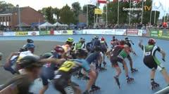MediaID=39580 - Flanders Grand Prix 2019 - Junior men, 5.000m points final