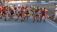 MediaID=39583 - Flanders Grand Prix 2019 - Junior Ladies, 5000m points final