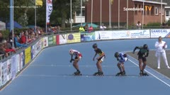 MediaID=39585 - Flanders Grand Prix 2019 - Cadet men, 500m semifinal1