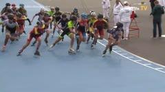MediaID=39595 - Flanders Grand Prix 2019 - senior women, 8.000m elimination final