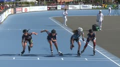 MediaID=39597 - Flanders Grand Prix 2021 - Cadet women, 500m quaterfinal3