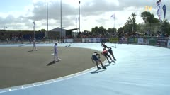 MediaID=39601 - Flanders Grand Prix 2021 - Cadet men, 500m quaterfinal1