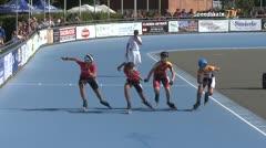 MediaID=39603 - Flanders Grand Prix 2021 - Cadet men, 500m quaterfinal3